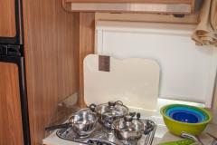 Küchenausstattung optional