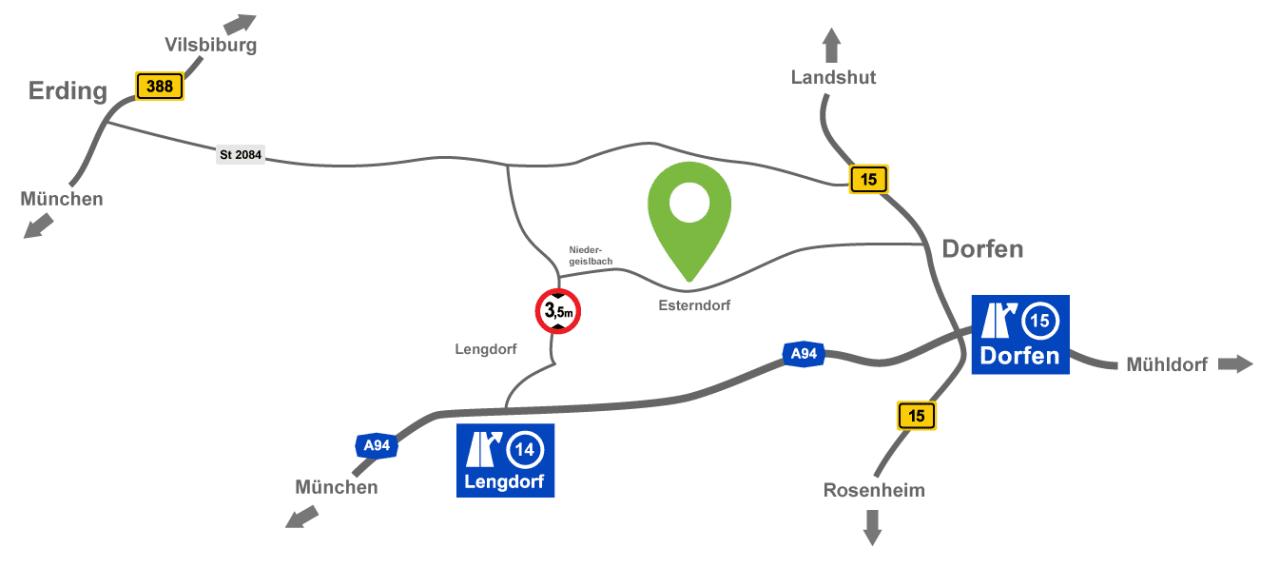 Anfahrt autarker.de