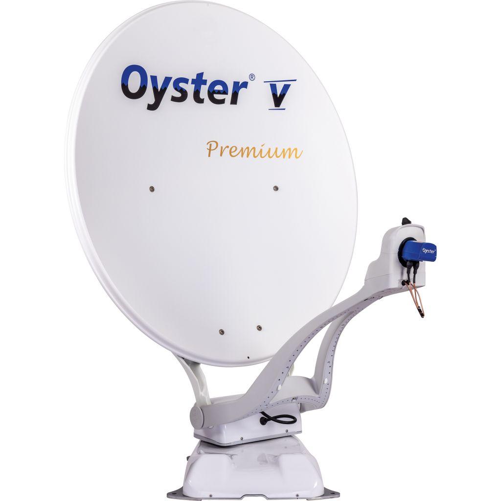 Satellitenanlage Oyster V Premium