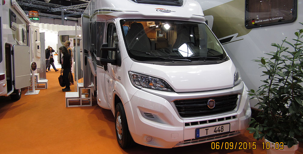 Caravan salon in d sseldorf macht unabh ngiger for Salon caravaning