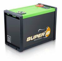 Auch diese Lithium-Eisen-Phosphat Batterie eignet sich hervorragend zum Einsatz im Wohnmobil.