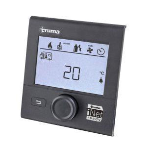 Mit der neuen Heizungssteuerung CP Plus von Truma lässt sich die Heizung ganz bequem und Zeitabhängig steuern.