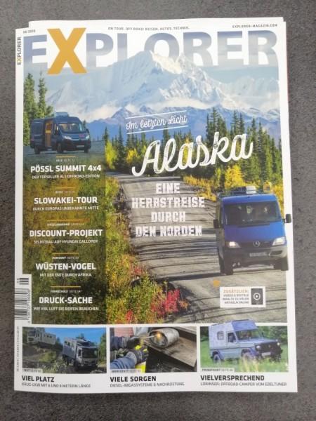 Explorer Magazin Ausgabe 06 2020