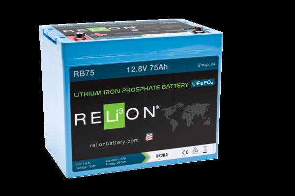 RELi³ON LiFePO4 RB75