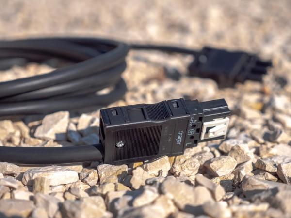 Verlängerungskabel mit Anschlüssen für das SolarFlex®, 3 m
