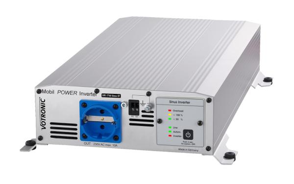 Sinus-Wechselrichter 1700 W MobilPOWER Inverter SMI 1700 ST