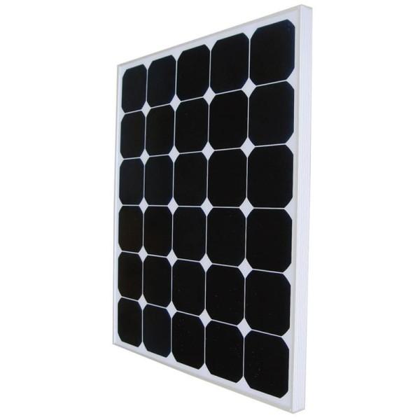 Monokristallines Hochleistungs-Solarmodul 110W / 12V Sun Peak SPR 110 compact