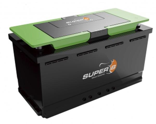 Super B LiFePo Batterie Epsilon 12V90Ah