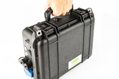 CamperCase® - klein, leicht und handlich