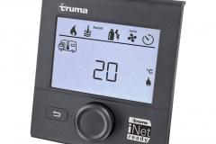 Mit der neuen Heizungssteuerung CP Plus von Truma lässte sich die Heizung ganz bequem und Zeitabhängig steuern.